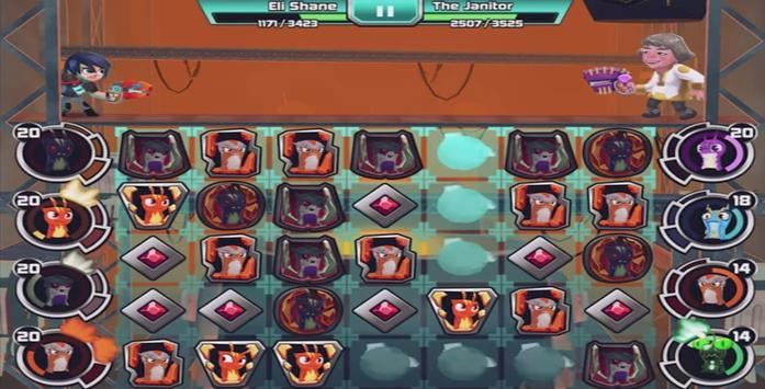 Top tips of Slugterra Slug it Out 2 game screenshot 1
