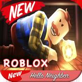 Guide For Hello Neighbor Roblox Alpha 4 HD icon