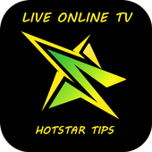 Guide Hotstar HD live TV ONLINE 2017 icon