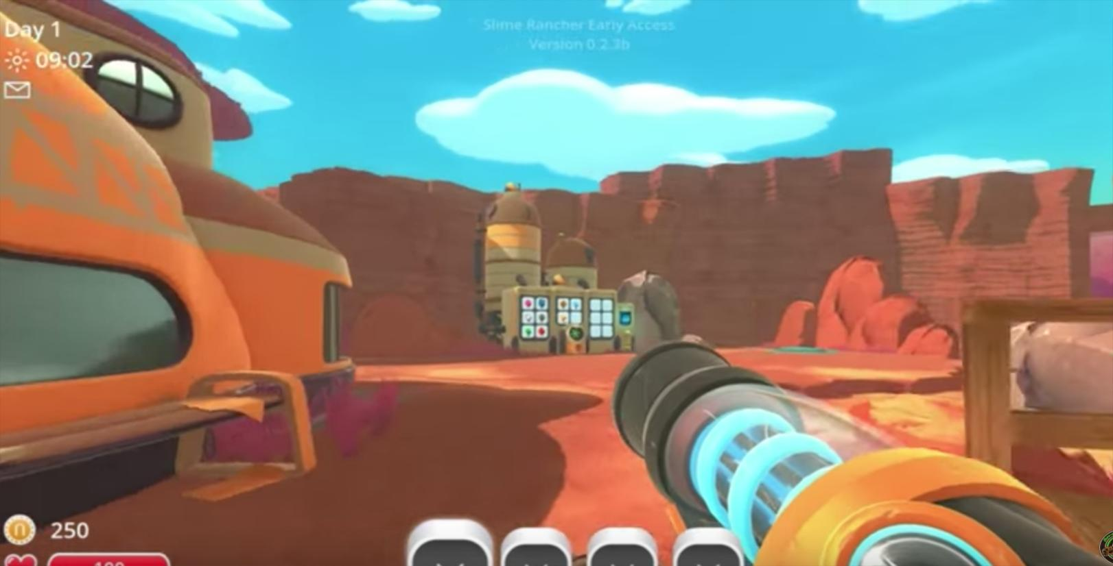 Tips of Slime Rancher game and Beatrix LeBeau for Android