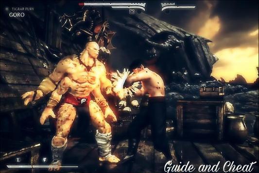 Guide Mortal Kombat X screenshot 4