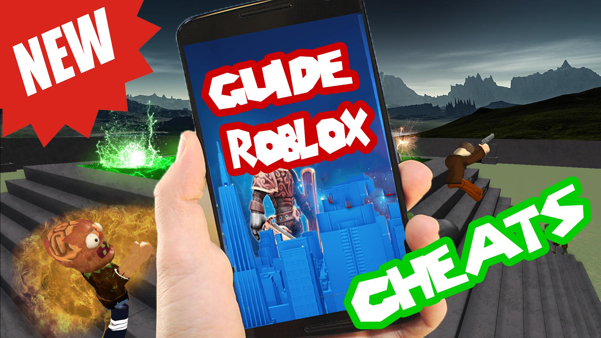 Guide Roblox And Cheat Robux For Android Apk Download