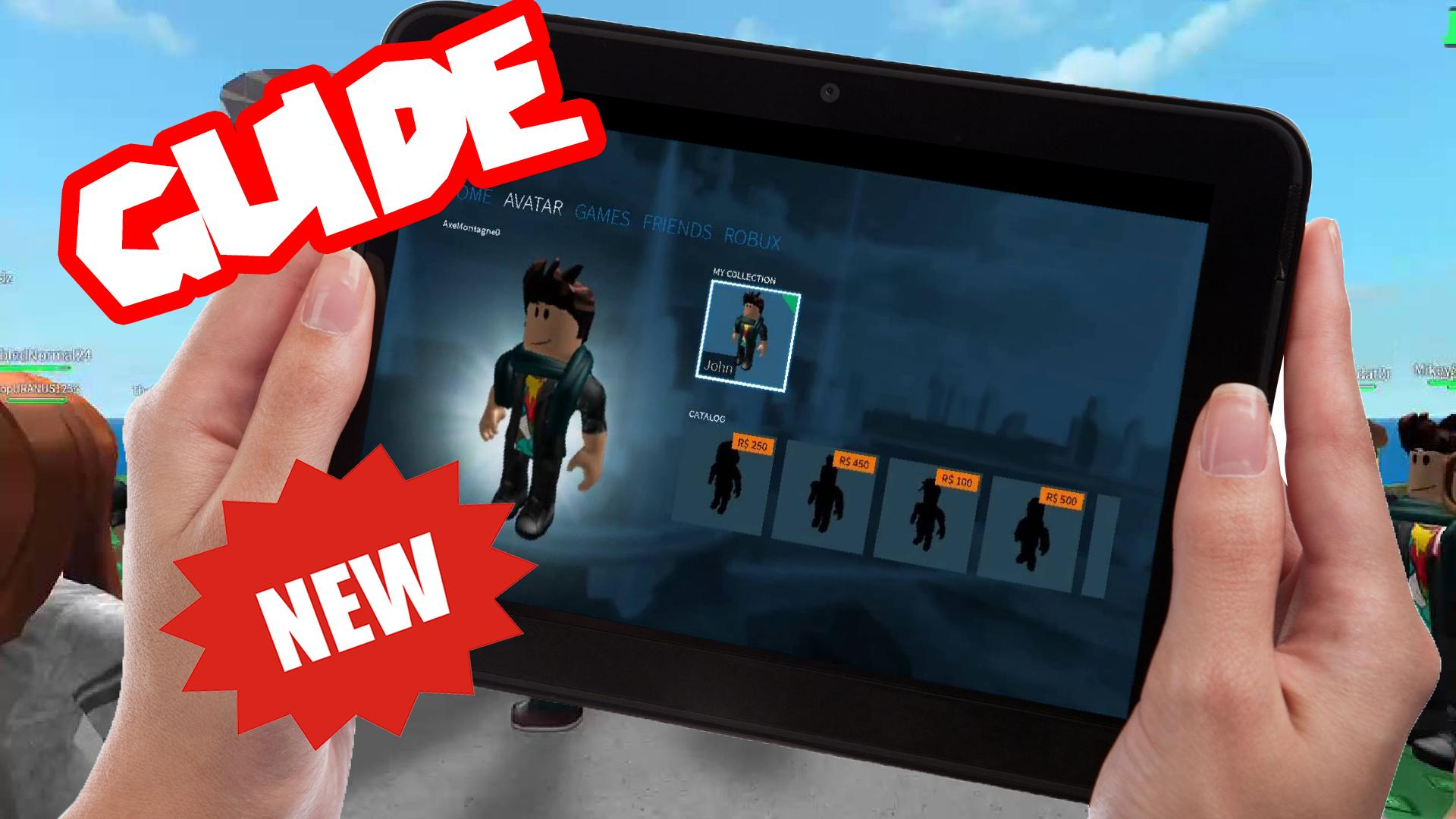 How To Get Free Robux On Fire Tablet - Tips Roblox Free Robux For Android Apk Download