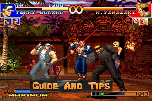 Guide the king of fighters 97 (拳皇97) apk screenshot
