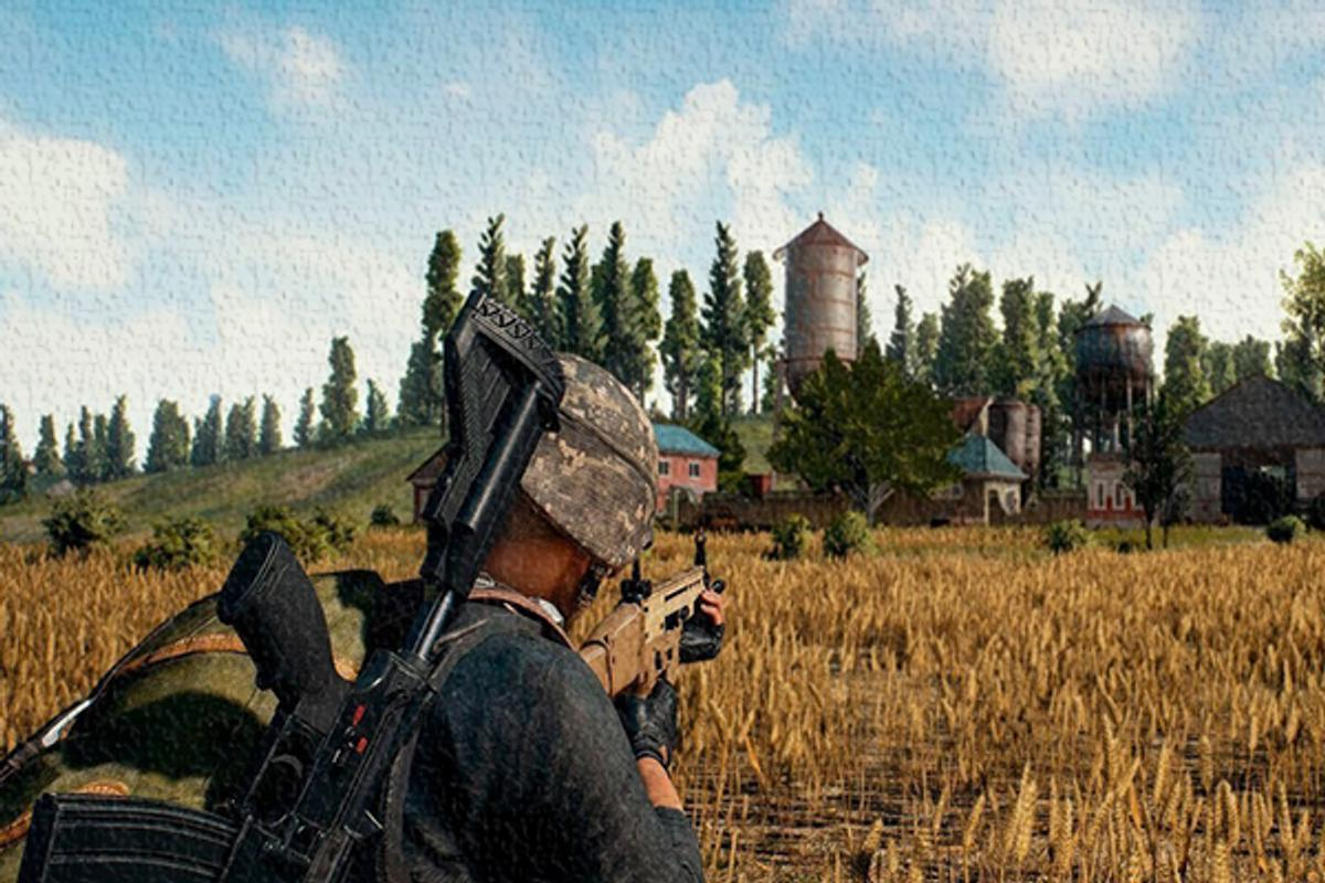 PUBG (Battle Grounds) Hd Wallpaper For Android