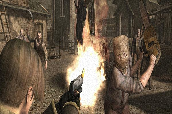 Resident Evil 4 Free Hd Wallpaper for Android - APK Download