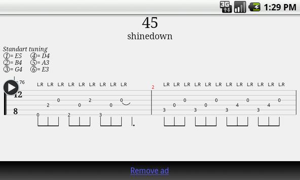Guitar Tab Player APK Download - Free Music & Audio APP for Android ...