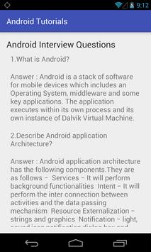 AndroidNerd Tutorials screenshot 3