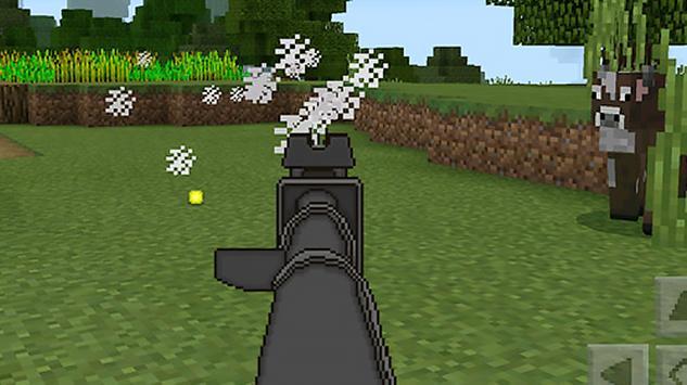 guns mod screenshot 1