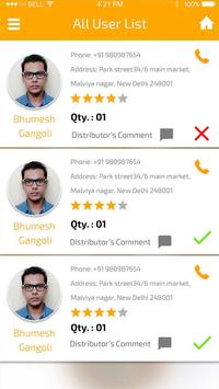 Vendor Gungru apk screenshot
