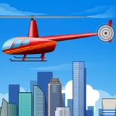 التحدي هليكوبتر المسلح أيقونة