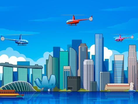 التحدي هليكوبتر المسلح تصوير الشاشة 1