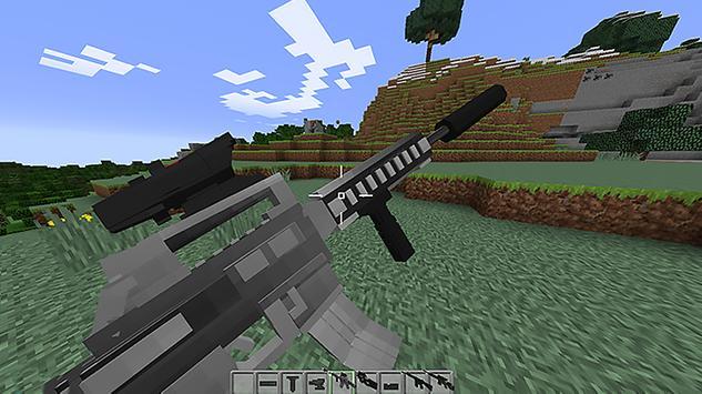 Оружие для Майнкрафт скриншот 5