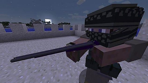 7 Schermata Guns for Minecraft
