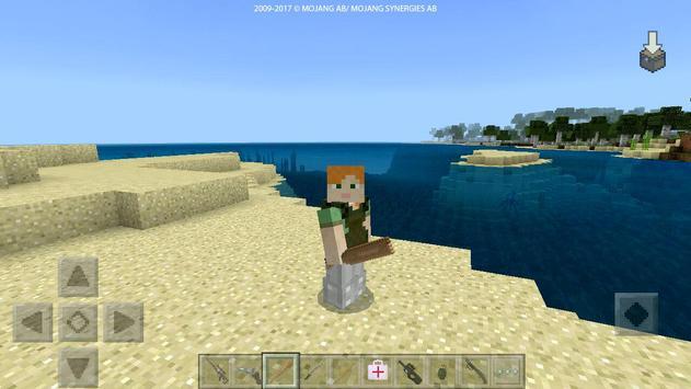 Mod for MCPE Vladu11's Guns screenshot 4