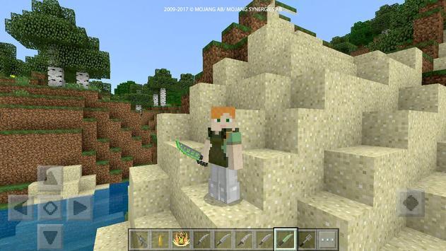Mod for MCPE Vladu11's Guns screenshot 5
