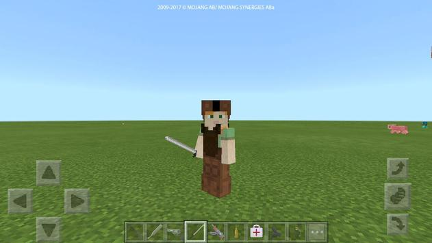 Mod for MCPE Vladu11's Guns screenshot 18