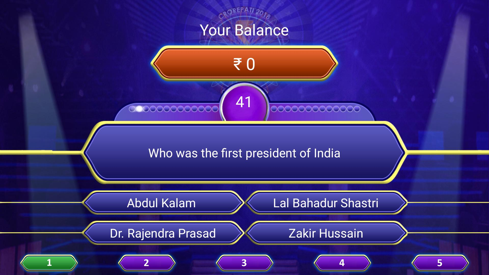 KBC for Android - APK Download
