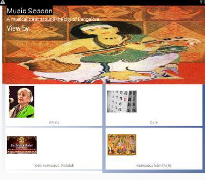 Musicseason poster