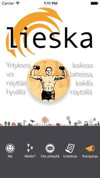 Lieska poster