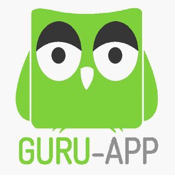 IGCSE Biology: Guru-App GCSE poster