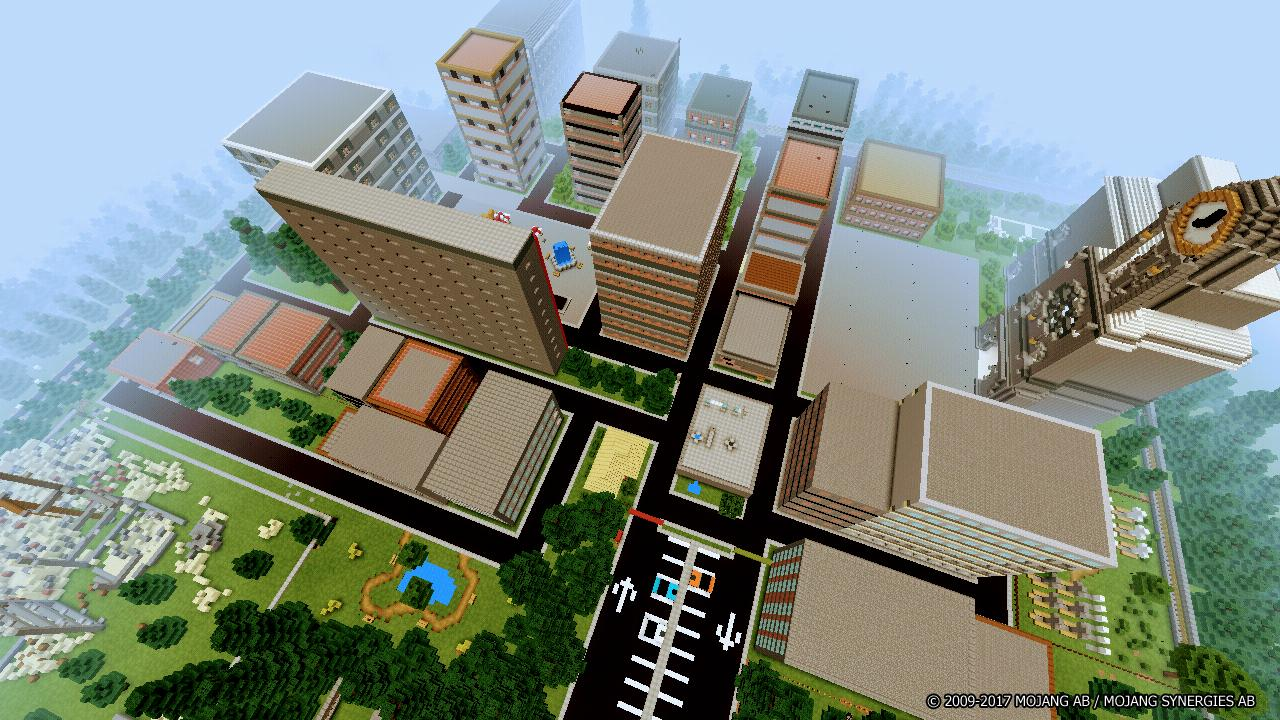 Chernobyl City Map for Minecraft PE for Android - APK Download