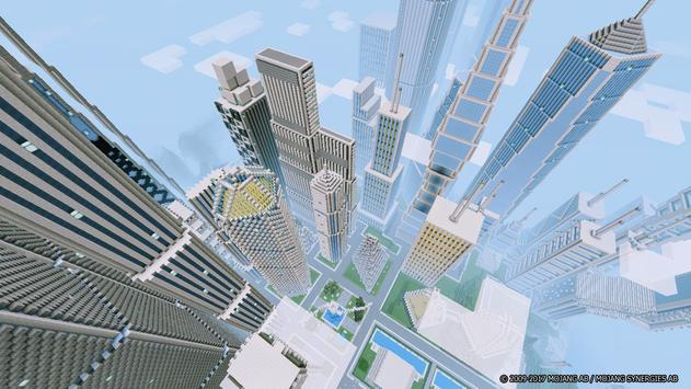 Futuretroplis City map for Minecraft for Android - APK Download