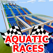 Aquatic Races map for Minecraft icon