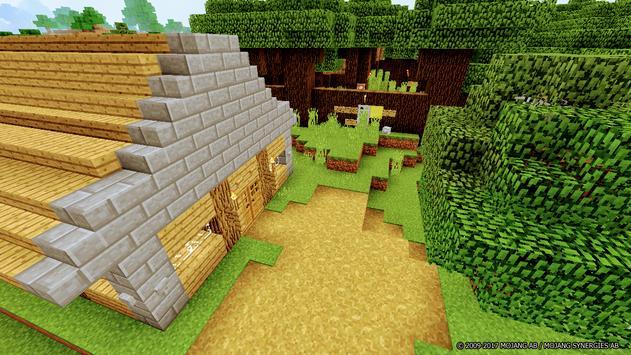 Map Halloween's Adventures for Minecraft apk screenshot