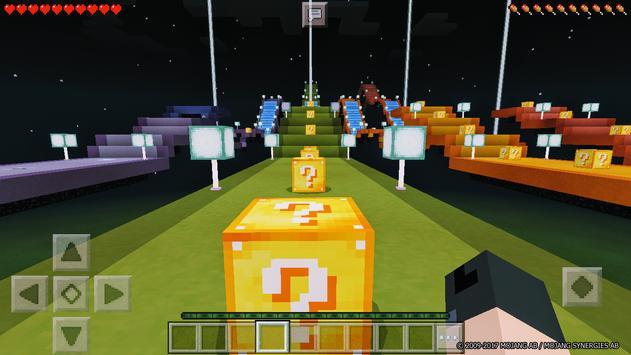 Lucky Block Race for Minecraft apk screenshot
