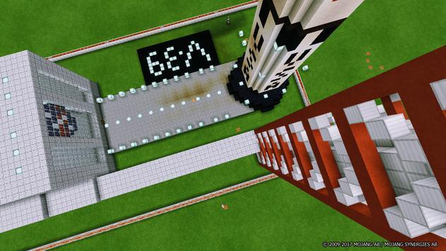 Map Moon Travel for Minecraft PE screenshot 12