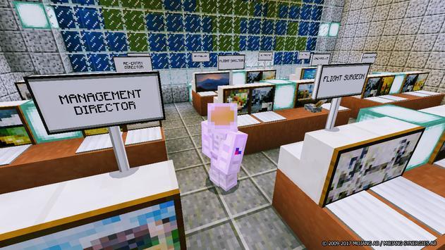 Map Moon Travel for Minecraft PE screenshot 21