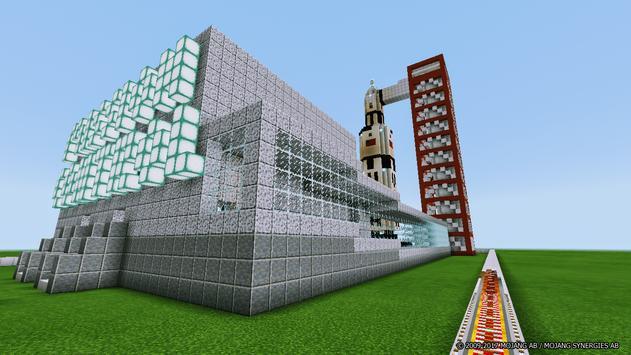 Map Moon Travel for Minecraft PE screenshot 9