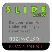 Handpicked Slideshow,  Kustom icon