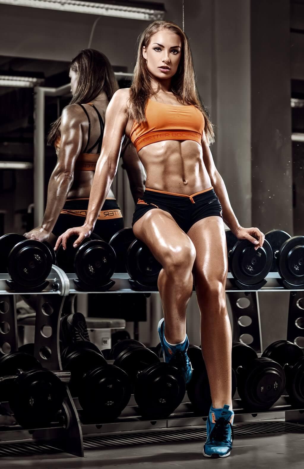 Girl gym This Girls