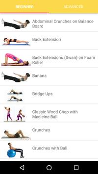 Simple Gym Guide -Easy Workout apk screenshot