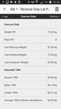 Gym Workout Tracker screenshot 7