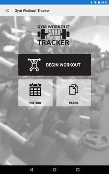 Gym Workout Tracker screenshot 8
