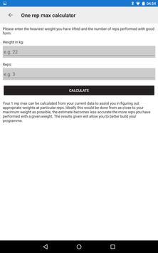 Gym Workout Tracker screenshot 12