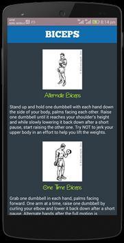 Grow Your Muscles(GYM) apk screenshot