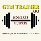 GYM TRAINER GO HOMBRE Y MUJER icon