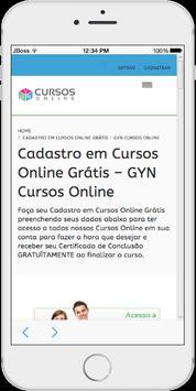 GYN Cursos screenshot 2