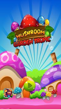 Mushroom Garden poster