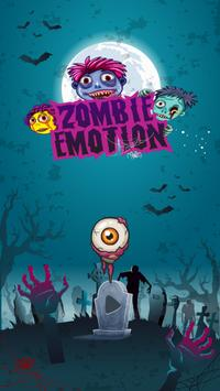 Zombie EMotion Match 3 poster
