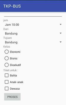 TKPBUS apk screenshot