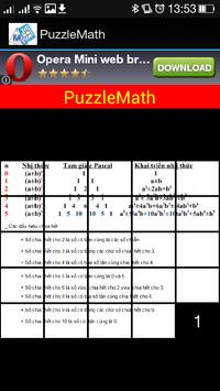PuzzleMath screenshot 3
