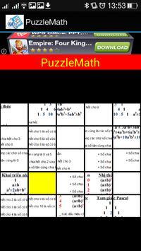 PuzzleMath screenshot 4