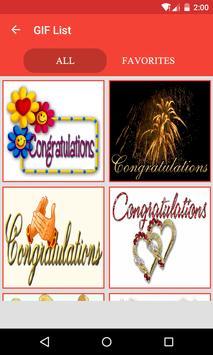 congratulation gif screenshot 2