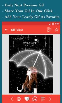 3D Love Gif screenshot 2