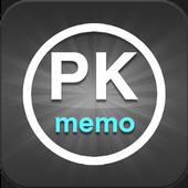 PKmemo FREE Zeichen